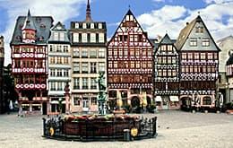 Singles in Frankfurt - Römer