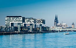 Singles in Köln - Reihnauhafen