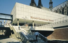 Singles in Köln - Römisch-Germanisches Museum