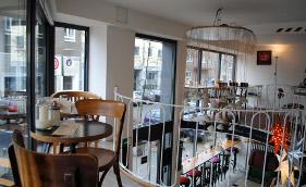 Singles in Düsseldorf - Café Hüftgold