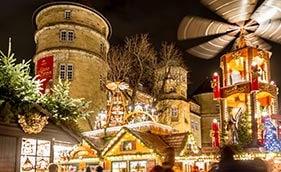 Singles in Stuttgart - Weihnachtsmarkt