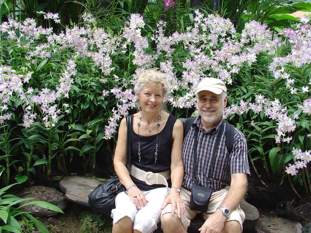 Verliebt mit Parship - Erfolgsgeschichte von Doris und Reinhold 2