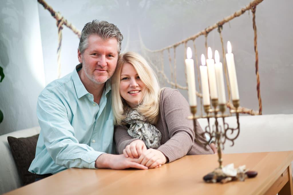 Verliebt mit Parship - Erfolgsgeschichte von Jürgen und Melanie 2