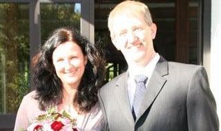 Verliebt mit Parship – Erfolgsgeschichte von Susanne und Martin
