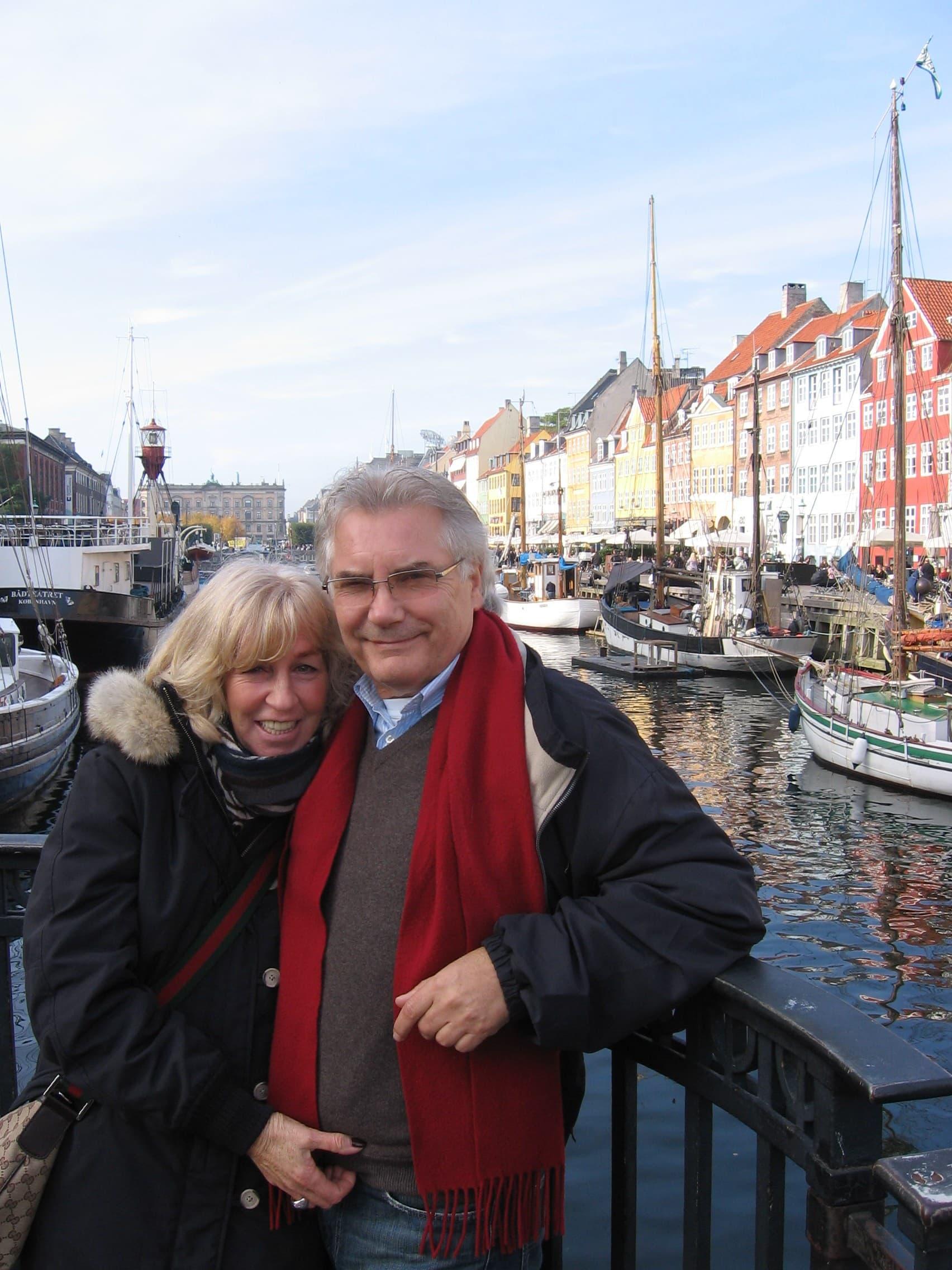 Verliebt mit Parship - Erfolgsgeschichte von Yvonne und Rainer2