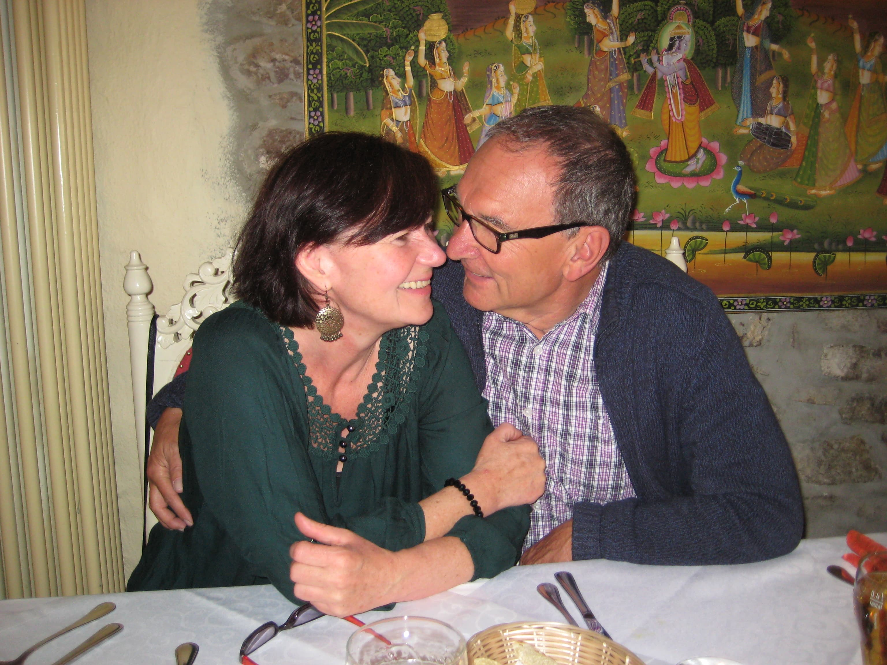 Verliebt mit Parship - Erfolgsgeschichte von Anne und Walter