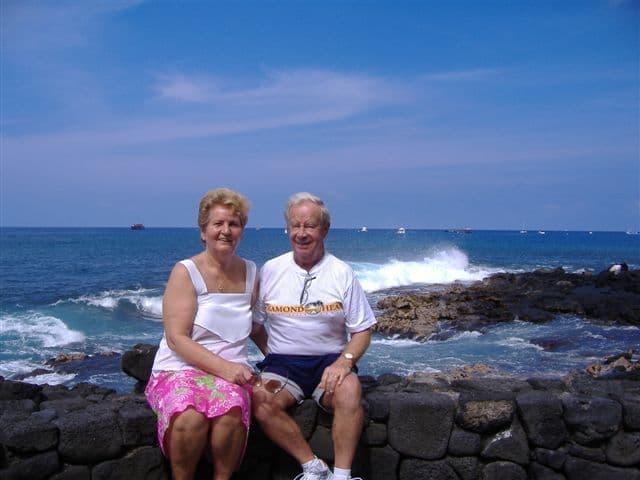 Verliebt mit Parship - Erfolgsgeschichte von Götz und Helga 2