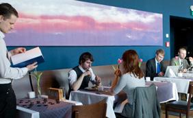 Singles in Leipzig - Panorama Tower Restaurant