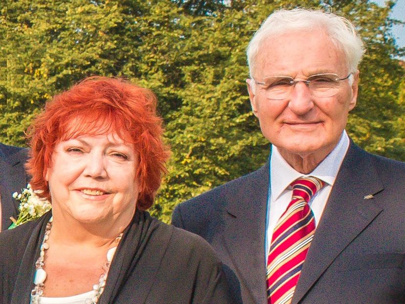 Verliebt mit Parship – Sieglinde und Michael