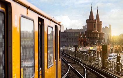 Berlin schönes Blick