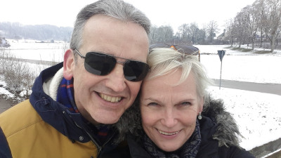 Verliebt mit Parship – Erfolgsgeschichte von Corinna und Manfred