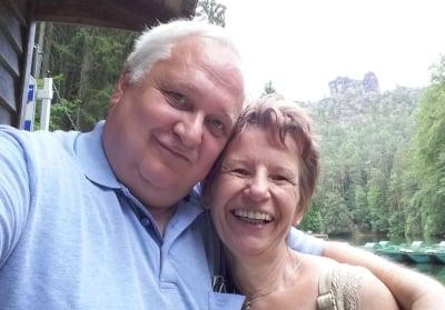 Verliebt mit Parship – Erfolgsgeschichte von Evelin und Gerd