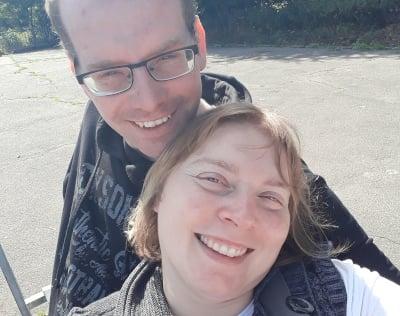 Verliebt mit Parship – Erfolgsgeschichte von John und Johanna