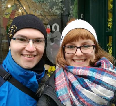 Verliebt mit Parship – Erfolgsgeschichte von Katja und Alexander