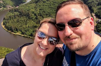 Verliebt mit Parship – Erfolgsgeschichte von Kerstin und Daniel