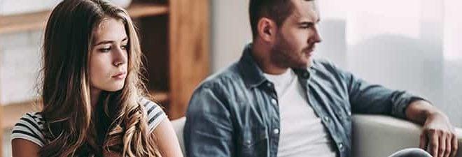 Mann weicht von Frau ab - er will keine Beziehung