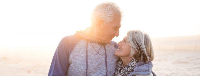 Liebe im Alter