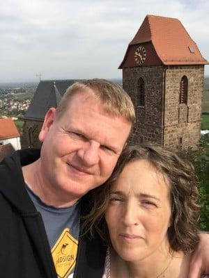 Verliebt mit Parship – Erfolgsgeschichte von Holger und Yvone