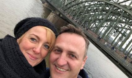 Verliebt mit Parship – Erfolgsgeschichte von Oliver und Sabine