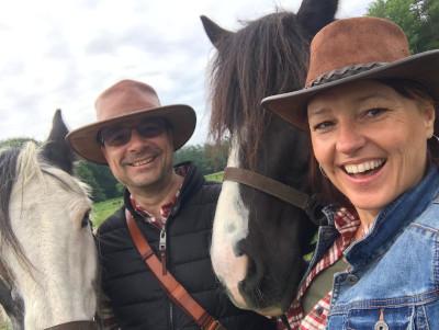 Verliebt mit Parship – Erfolgsgeschichte von Petra und Roland