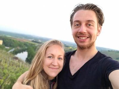 Verliebt mit Parship – Erfolgsgeschichte von Falko und Katharina