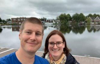 Verliebt mit Parship – Erfolgsgeschichte von Viktoria und Melvin