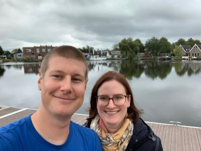 Verliebt mit Parship – Erfolgsgeschichte von Victoria und Melvin