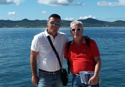 Verliebt mit Parship – Erfolgsgeschichte von Roger und Sakis