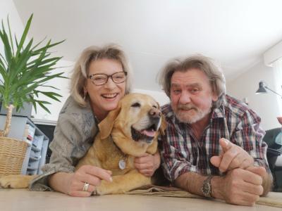 Verliebt mit Parship – Erfolgsgeschichte von Ursula und Harald