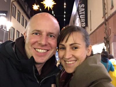 Verliebt mit Parship – Erfolgsgeschichte von Anna und David