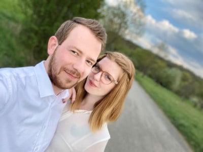 Verliebt mit Parship – Erfolgsgeschichte von Felix und Angela