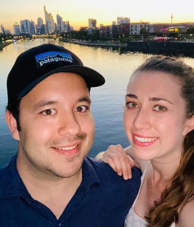 Verliebt mit Parship – Erfolgsgeschichte von Lisa und Bernado
