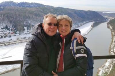 Verliebt mit Parship – Erfolgsgeschichte von Margit und Andre